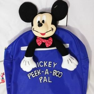 New Mickey Mouse Kids Backpack